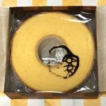 クラブハリエ B-スタジオ - バームクーヘン(159×159×57mm)税込1,080円