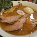 煮干しらーめん 玉五郎 - 201610 「特製煮干しらーめん」(900円)