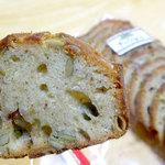 王様のパン - 料理写真:ナッツローフ