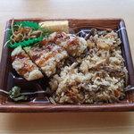 オリジン弁当 - 料理写真:チキン竜田鶏五目弁当