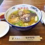 57317734 - 元祖テールラーメン塩味(1,250円)