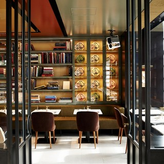 個室あり!貸し切り利用可能な贅沢スペース。