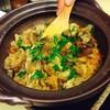 穂卓 - 料理写真:コース旬の味覚の土鍋御飯
