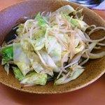 天味 - 料理写真:素材いい野菜炒め