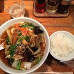 57320880 - 広東麺(小ライス無料)