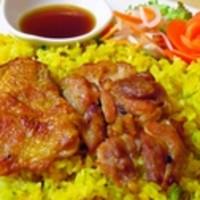 フォーロック - 鶏肉スパイシーライス