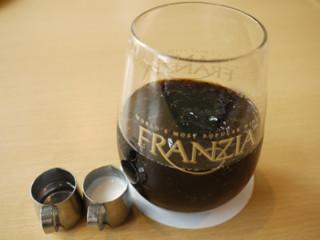 カフェ&ゲームバー ことぶき - コーヒーゼリー