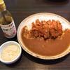 CoCo壱番屋 - 料理写真:2016年(平成28年)10月 牛メンチ勝つカレー