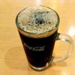 野天風呂 蔵の湯 - アイスコーヒー:あっぷ図 by ももち
