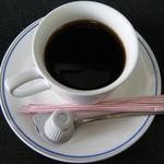 中華料理・ちゃんぽん 華豊 - セットのサービスコーヒー