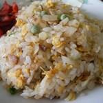 中華料理・ちゃんぽん 華豊 - セットのチャーハンZOOM
