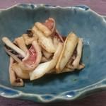大智食堂 - 料理写真:イカバター焼き