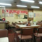 Chuukasobatamiya - 店内