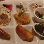 レストラン・バスク - ピンチョス