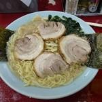 ラーメンショップ  - ネギチャーシューメン1000円