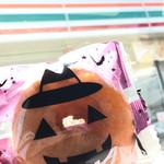 セブンイレブン - 料理写真:かぼちゃクリームいり♪