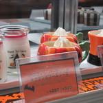 イタリアン・トマト カフェ - ハロウィンらしいお菓子たち