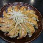 五味八珍 - 2016年9月 浜松餃子 480円+税