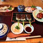57333089 - おすすめ昼定食¥1500税抜き❗️