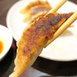 ニケ - 焼き餃子 (>_<)