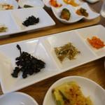 キムチのミズノ - 珍味3種盛