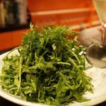 57335054 - 本当に緑のサラダ(945円)