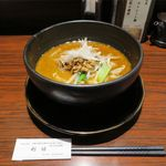坦坦麺 利休 - 担々麺醤油(820円)