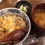 くし焼き狄 - くし焼き狄(親子丼)