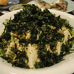 八丈島郷土料理 梁山泊 - 豆腐サラダ