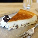 シーフィールド - ベイクドチーズケーキ