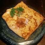 ふなつ - 蕎麦屋のたまご焼き