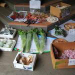 兼子商店 - 地元の採れたて野菜