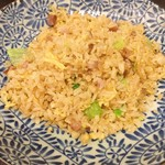 57344072 - 釜炊きチャーシューのレタス炒飯