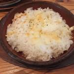 拉麺ひらり - リゾ飯です☆ 2016-0831訪問