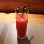 カロローゾ - シチリア産ブラッドオレンジジュース☆