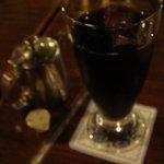ウッドストック - アイスコーヒー
