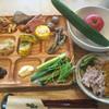 モクモク - 料理写真:盛り付け難しい…。