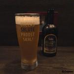 サルーテ - 銀河高原ビール『ヴァイツェン』