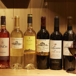 ソムリエ店長が選ぶワイン