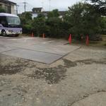 島田屋 - 駐車場
