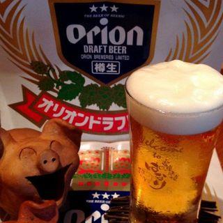 100種類以上!オリオンビールもOKの単品飲み放題