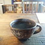 デデカフェ - ホットコーヒー550円(エル・ミラドール農園)