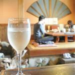 いろりの蕎麦処 築山 - ドリンク写真: