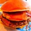 マクドナルド - 料理写真:テキサスバーガー