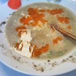 びーわん - チータン(私はラー油多め・にんにく多め・胡椒少々・酢少々です)