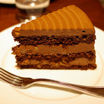 ハーブス - チョコレートケーキ(630円)
