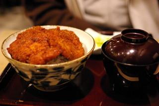 タレカツ 吉祥寺店 - ヒレカツ丼(1000円)