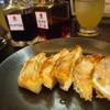 大砲ラーメン - 料理写真:半ぎょうざ(5コ)200円