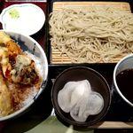 57363009 - お蕎麦と小丼セット