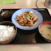焼肉大徳屋 - 料理写真:ホルモン炒め定食 \690
